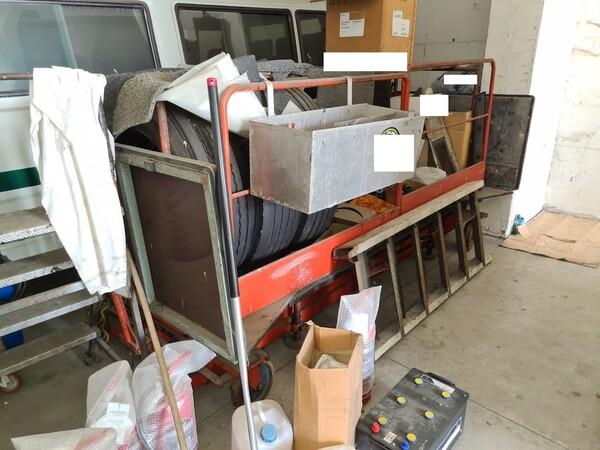 17#6173 Macchinari ed attrezzatura da officina in vendita - foto 25