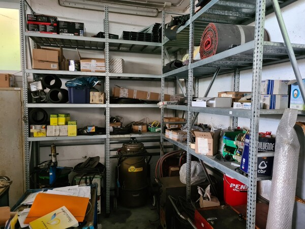 17#6173 Macchinari ed attrezzatura da officina in vendita - foto 43