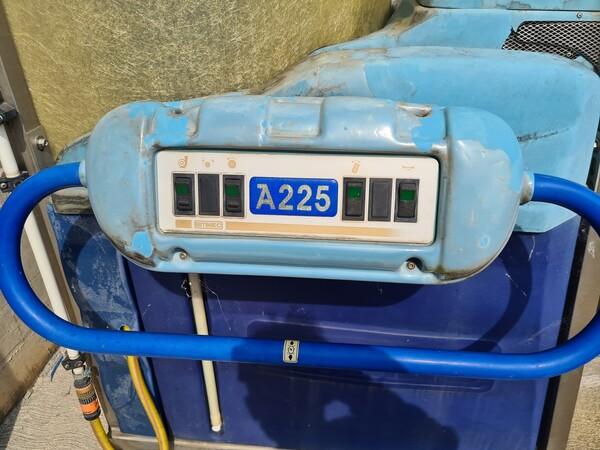 18#6173 Lavaggio motorizzato a colonna Bt mec in vendita - foto 2
