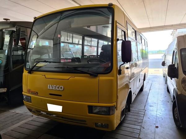 2#6173 Autobus 49 posti  Iveco Cacciamali tema 294 in vendita - foto 1