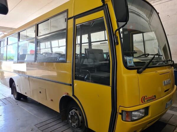 2#6173 Autobus 49 posti  Iveco Cacciamali tema 294 in vendita - foto 2