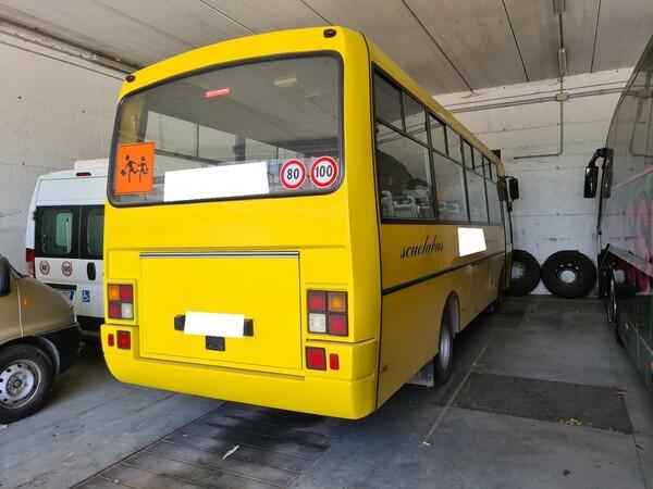 2#6173 Autobus 49 posti  Iveco Cacciamali tema 294 in vendita - foto 3