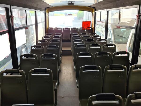 2#6173 Autobus 49 posti  Iveco Cacciamali tema 294 in vendita - foto 11