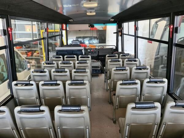 2#6173 Autobus 49 posti  Iveco Cacciamali tema 294 in vendita - foto 12