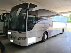Autobus 48 posti Mercedes Benz Tourismo RHD - Lotto 4 (Asta 6173)