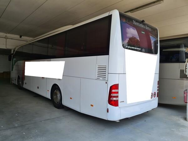 4#6173 Autobus 48 posti Mercedes Benz Tourismo RHD in vendita - foto 4