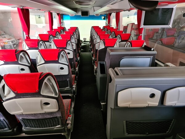 4#6173 Autobus 48 posti Mercedes Benz Tourismo RHD in vendita - foto 10