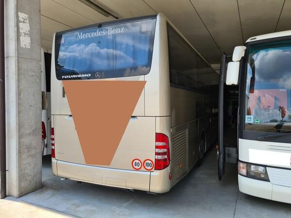 5#6173 Autobus 55 posti Evobus MB Tourismo 15 rhd in vendita - foto 4