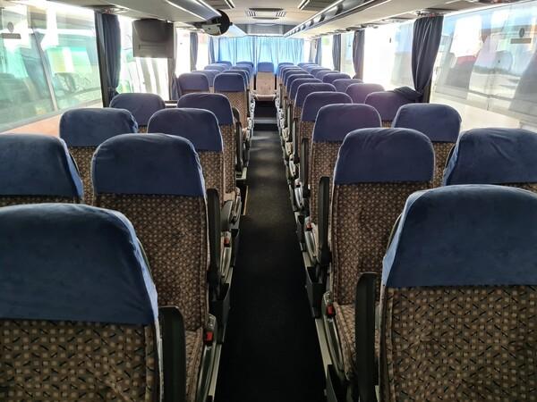 5#6173 Autobus 55 posti Evobus MB Tourismo 15 rhd in vendita - foto 9