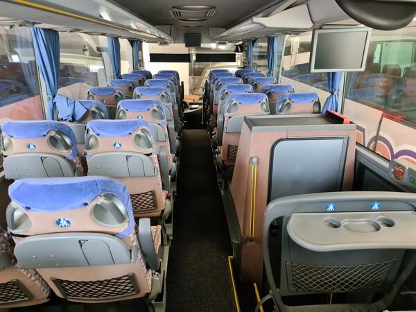 5#6173 Autobus 55 posti Evobus MB Tourismo 15 rhd in vendita - foto 10