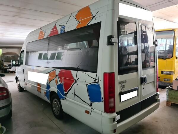 8#6173 Autobus 17 posti Iveco A50C/16 in vendita - foto 3