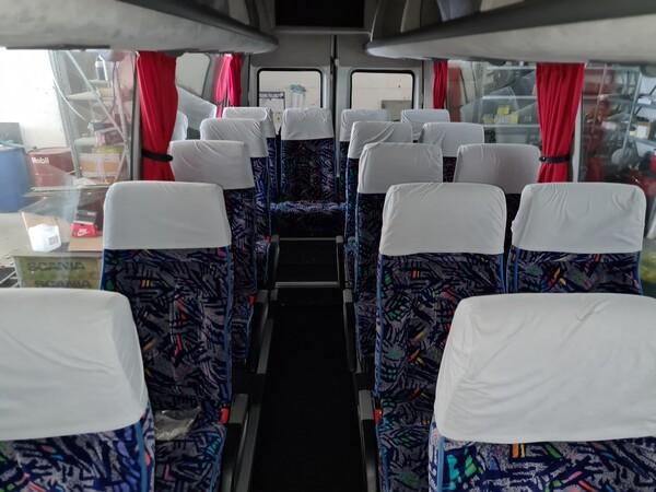 8#6173 Autobus 17 posti Iveco A50C/16 in vendita - foto 7