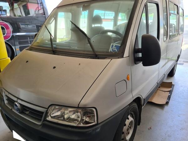 9#6173 Autobus 15 posti Fiat Ducato in vendita - foto 1
