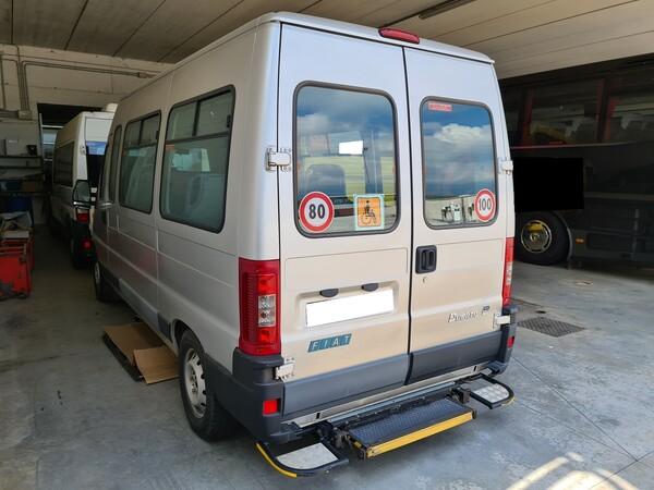 9#6173 Autobus 15 posti Fiat Ducato in vendita - foto 3