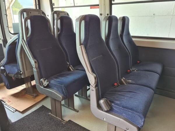 9#6173 Autobus 15 posti Fiat Ducato in vendita - foto 9