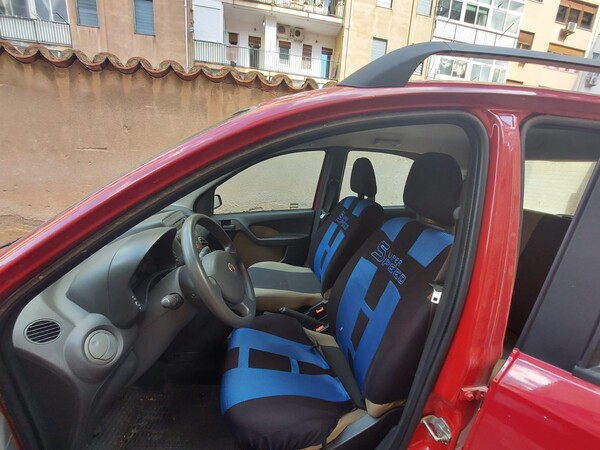 1#6176 Autovettura Fiat Panda in vendita - foto 17