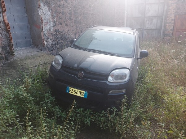 1#6179 Autovettura Fiat Panda in vendita - foto 1