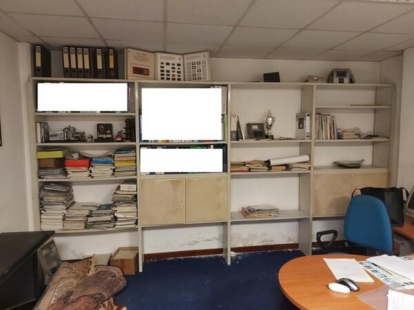 1#6180 Arredi ed attrezzature da ufficio in vendita - foto 13