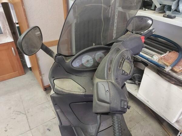 4#6180 Scooter Piaggio XP in vendita - foto 5