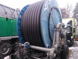 Skoda cars and Turbocar self propelled irrigation machine - Lot 0 (Auction 6184)