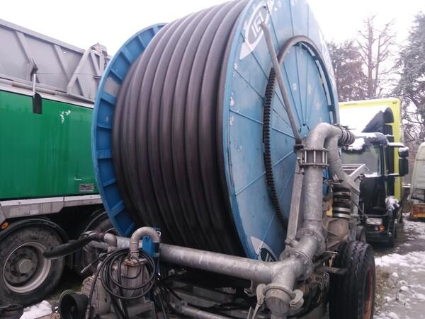 3#6184 Macchina semovente Turbocar per irrigazione in vendita - foto 1