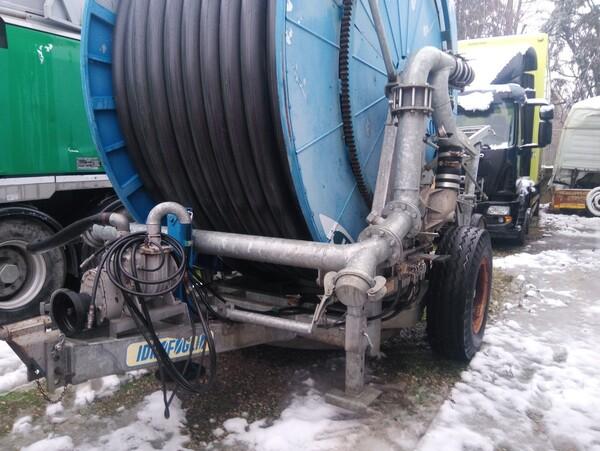 3#6184 Macchina semovente Turbocar per irrigazione in vendita - foto 2