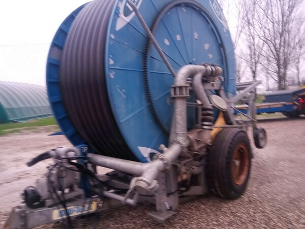 3#6184 Macchina semovente Turbocar per irrigazione in vendita - foto 3