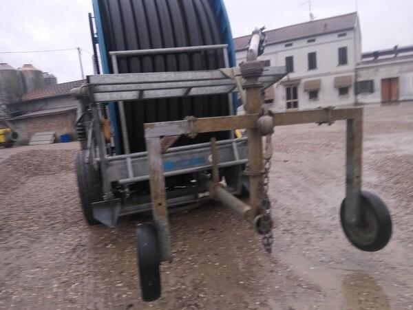 3#6184 Macchina semovente Turbocar per irrigazione in vendita - foto 4