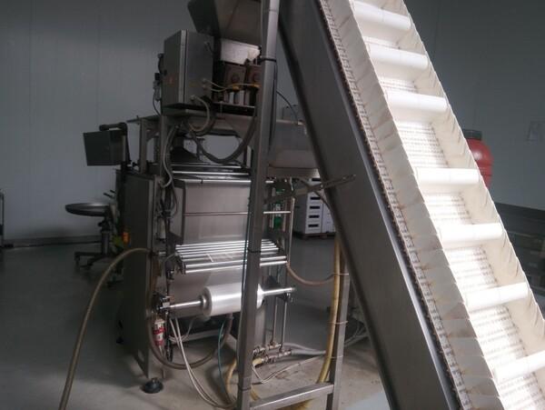4#6184 Macchina confezionatrice verticale per olive in vendita - foto 4