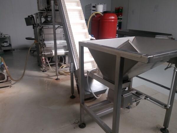 4#6184 Macchina confezionatrice verticale per olive in vendita - foto 5