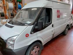 Ford Transit van - Lot 12 (Auction 6186)