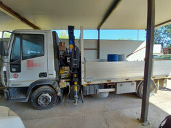 Iveco Truck - Lot 2 (Auction 6186)