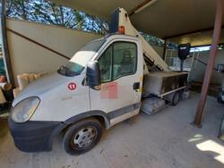 Iveco Truck - Lot 3 (Auction 6186)