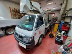 Piaggio truck - Lot 4 (Auction 6186)