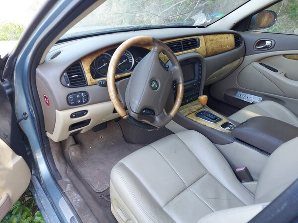 2#6188 Autovettura Jaguar S-Type in vendita - foto 15