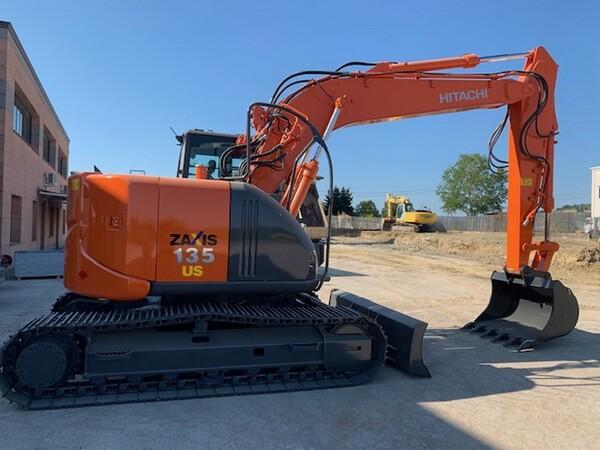 2#6189 Escavatore Hitachi Zaxis in vendita - foto 5