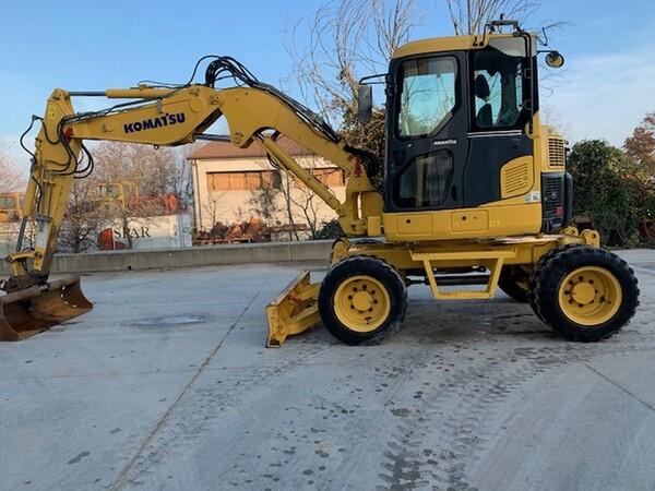 3#6189 Escavatore Komatsu in vendita - foto 4