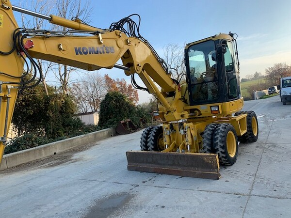 3#6189 Escavatore Komatsu in vendita - foto 10