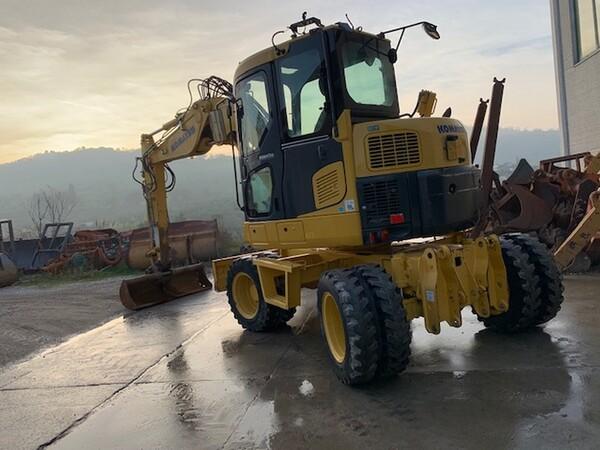 3#6189 Escavatore Komatsu in vendita - foto 16