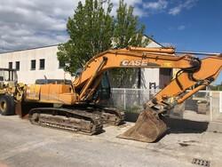 Escavatore cingolato Case - Lotto 5 (Asta 6189)