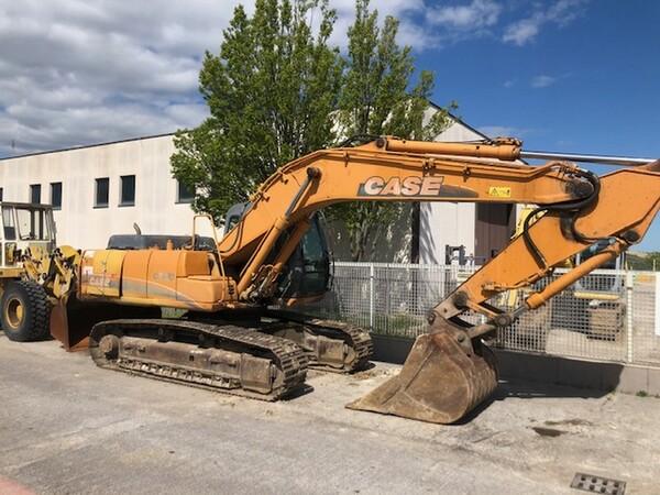 5#6189 Escavatore cingolato Case in vendita - foto 2