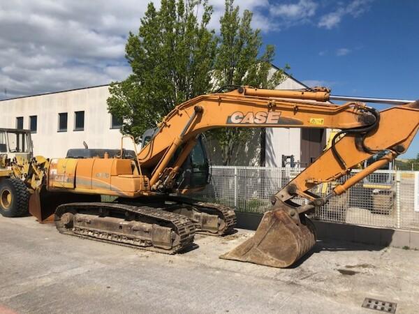 5#6189 Escavatore cingolato Case in vendita - foto 3