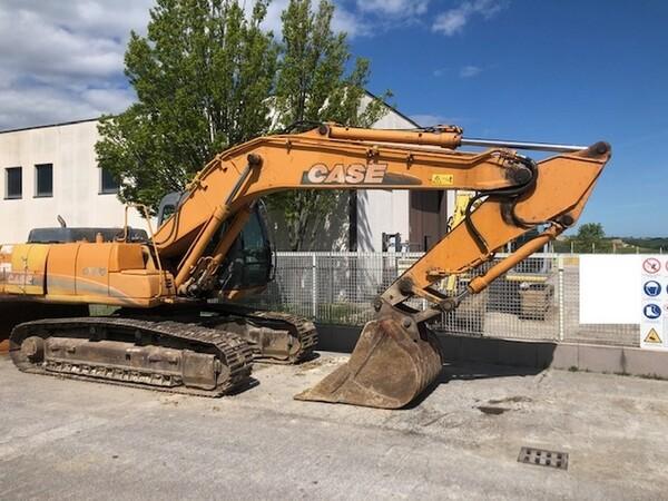 5#6189 Escavatore cingolato Case in vendita - foto 4