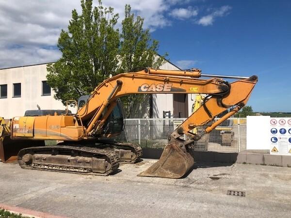 5#6189 Escavatore cingolato Case in vendita - foto 5