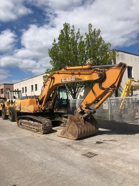 5#6189 Escavatore cingolato Case in vendita - foto 6