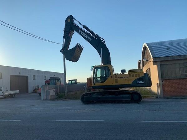 7#6189 Escavatore Volvo in vendita - foto 2