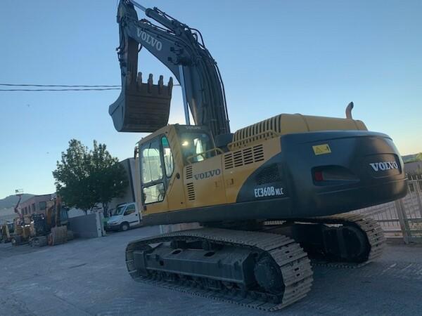 7#6189 Escavatore Volvo in vendita - foto 3