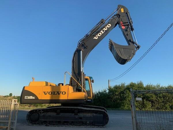 7#6189 Escavatore Volvo in vendita - foto 8