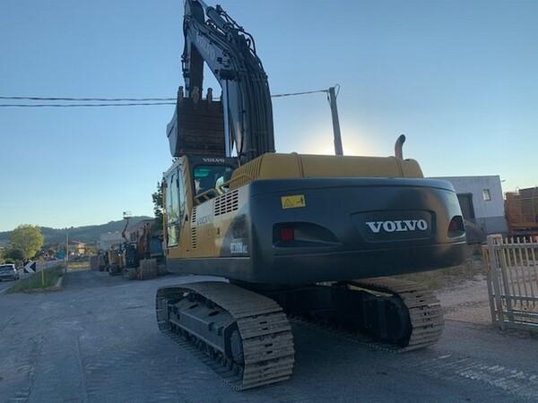 7#6189 Escavatore Volvo in vendita - foto 13