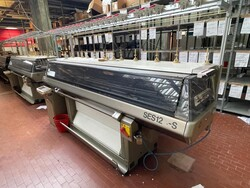 Shimatronic Jacquard sewing machines and Macpi ironers - Lot 0 (Auction 6196)